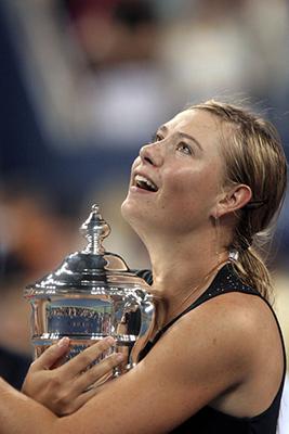 Maria Sharapova - US Open 2006