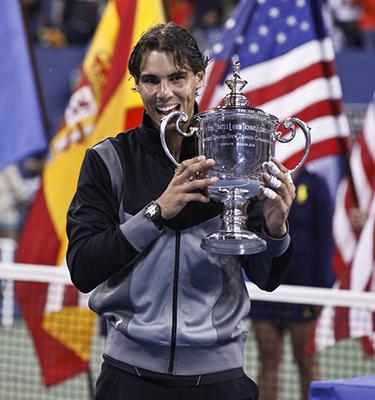 Rafael Nadal - US Open Tennis Championship